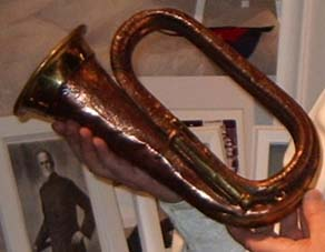 Bugle from the Empress of Ireland